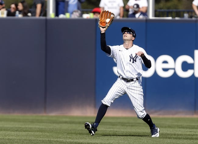 Toronto Blue Jays vs New York Yankees MLB Picks, Odds, Predictions 4/13/21