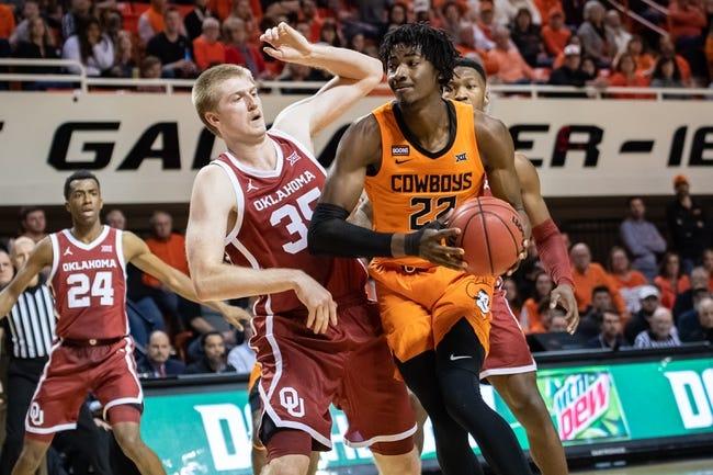 Oklahoma State at Oklahoma: 2/27/21 College Basketball Picks and Prediction