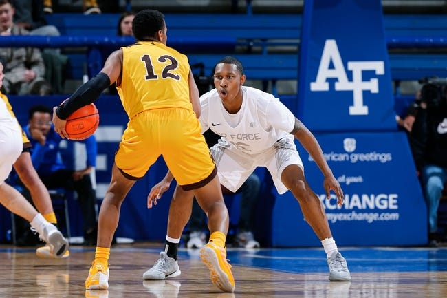 Wyoming at Air Force: 1/16/21 College Basketball Picks and Predictions