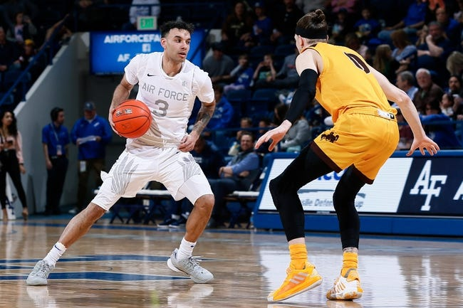 Wyoming at Air Force  - 1/18/21 College Basketball Picks and Prediction