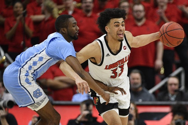 Louisville at North Carolina: 2/20/21 College Basketball Picks and Prediction