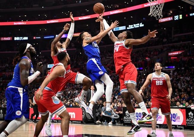 Los Angeles Clippers at Sacramento Kings - 1/15/21 NBA Picks and Prediction