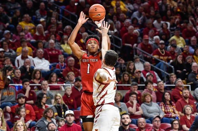Iowa State vs Texas Tech College Basketball Picks, Odds, Predictions 1/9/21