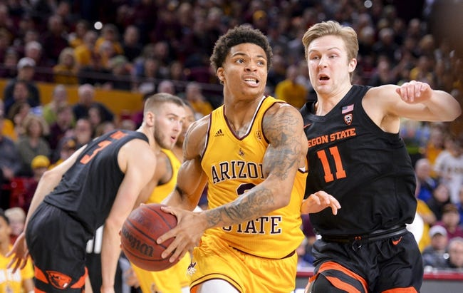 Arizona State at Oregon State: 1/16/21 College Basketball Picks and Prediction
