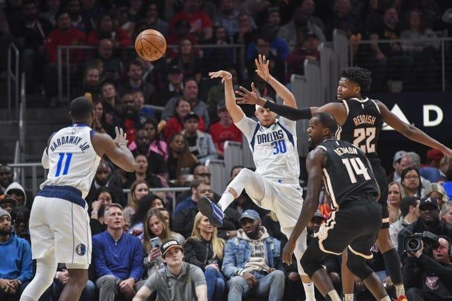 Atlanta Hawks vs Dallas Mavericks NBA Picks, Odds, Predictions 2/3/21