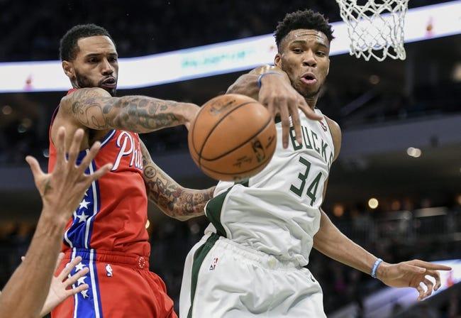 Philadelphia 76ers vs Milwaukee Bucks NBA Picks, Odds, Predictions 3/17/21