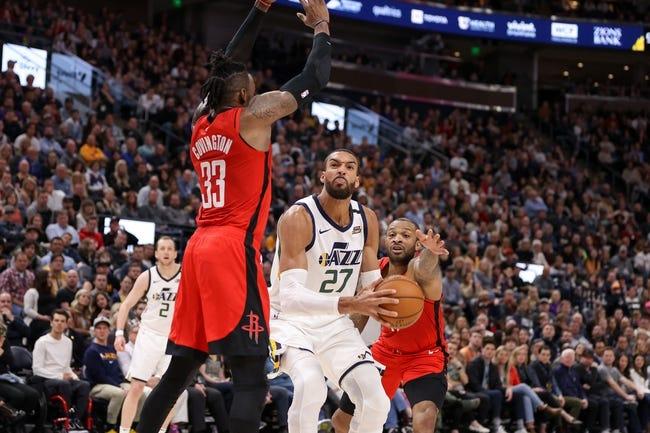 Houston Rockets at Utah Jazz - 3/12/21 NBA Picks and Prediction