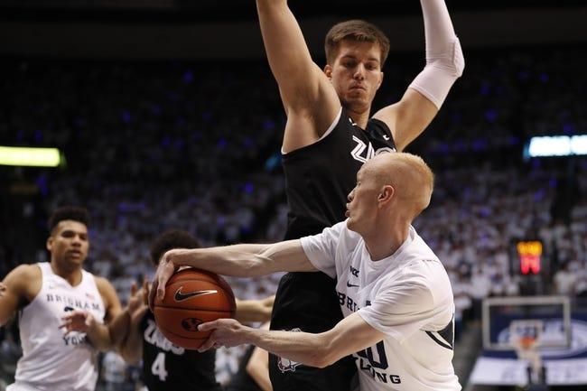 Gonzaga vs BYU College Basketball Picks, Odds, Predictions 1/7/21