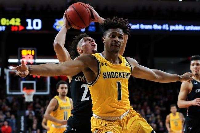 Cincinnati at Wichita State: 3/13/21 College Basketball Picks and Prediction