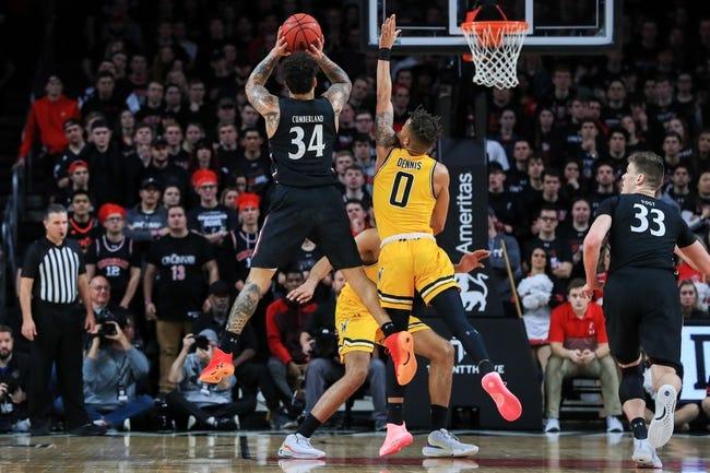 Wichita State vs Cincinnati College Basketball Picks, Odds, Predictions 1/10/21