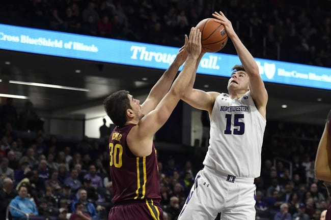 Minnesota at Northwestern: 3/10/21 College Basketball Picks and Predictions