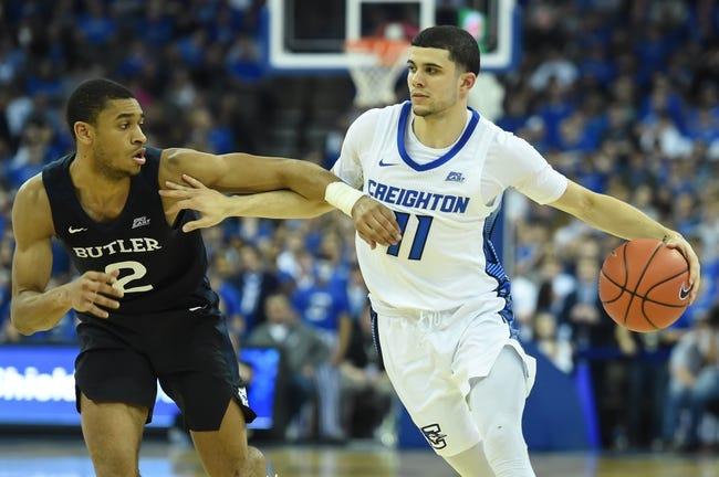 Butler at Creighton: 3/6/21 College Basketball Picks and Predictions