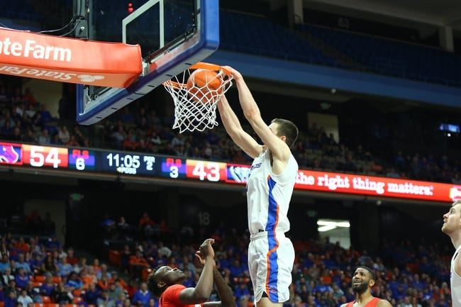 Boise State vs New Mexico College Basketball Picks, Odds, Predictions 12/23/20