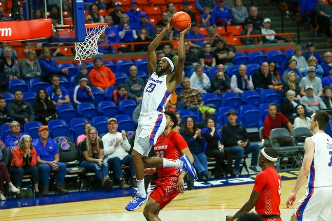 Boise State vs New Mexico College Basketball Picks, Odds, Predictions 12/21/20