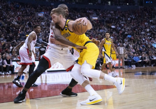 Indiana Pacers vs Toronto Raptors NBA Picks, Odds, Predictions 1/24/21