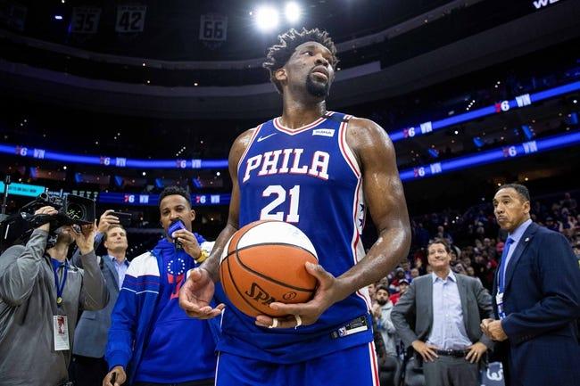 Philadelphia 76ers at Atlanta Hawks - 1/11/21 NBA Picks and Prediction