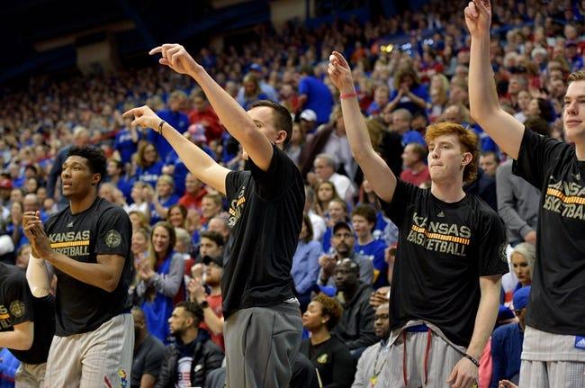 Oklahoma State vs Kansas College Basketball Picks, Odds, Predictions 1/12/21