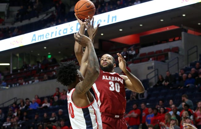 Alabama vs Ole Miss College Basketball Picks, Odds, Predictions 12/29/20