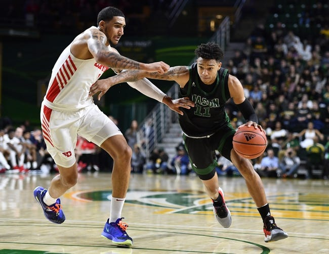 La Salle at George Mason: 1/13/21 College Basketball Picks and Prediction
