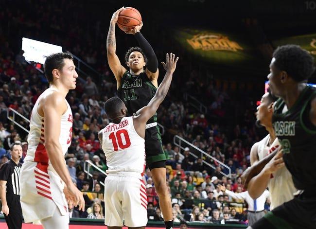 Saint Joseph's vs George Mason College Basketball Picks, Odds, Predictions 1/23/21