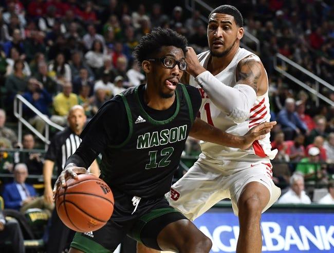 George Mason vs Towson College Basketball Picks, Odds, Predictions 12/23/20