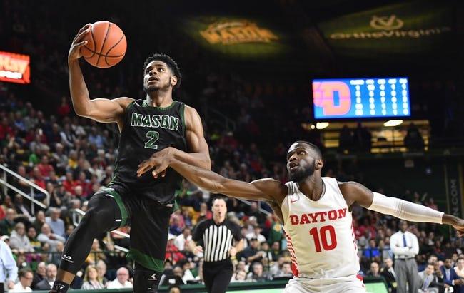 Saint Joseph's at George Mason: 1/20/21 College Basketball Picks and Predictions