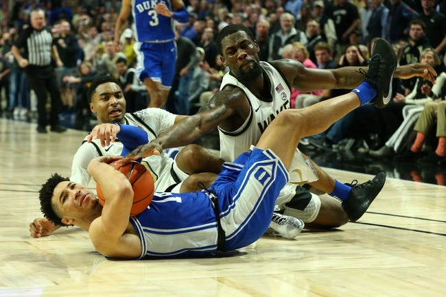 Duke  at Wake Forest - 2/17/21 College Basketball Picks and Prediction