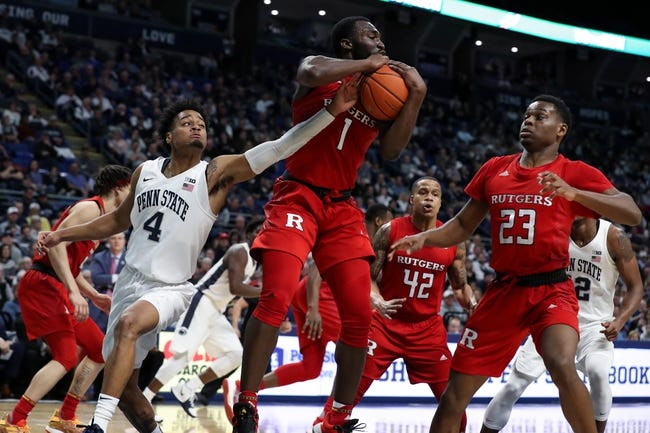 Rutgers at Penn State: 1/21/21 College Basketball Picks and Prediction