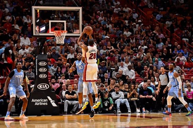 Miami Heat at Minnesota Timberwolves - 4/16/21 NBA Picks and Prediction