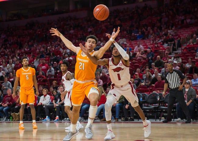 Tennessee vs Arkansas College Basketball Picks, Odds, Predictions 1/6/21