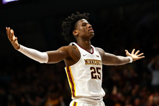 Maryland at Minnesota: 1/23/21 College Basketball Picks and Prediction