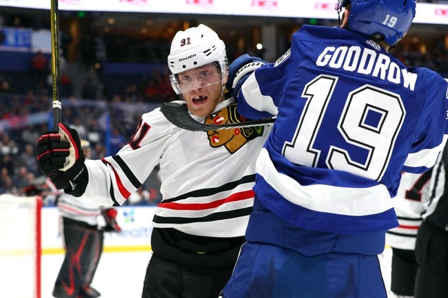 Tampa Bay Lightning vs Chicago Blackhawks NHL Picks, Odds, Predictions 1/13/21