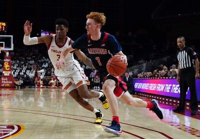 Arizona at USC : 2/20/21 College Basketball Picks and Predictions