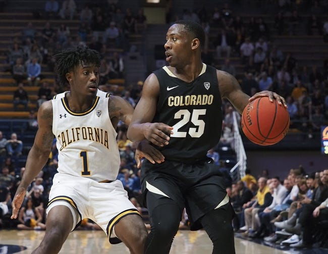 California at Colorado: 1/14/21 College Basketball Picks and Prediction