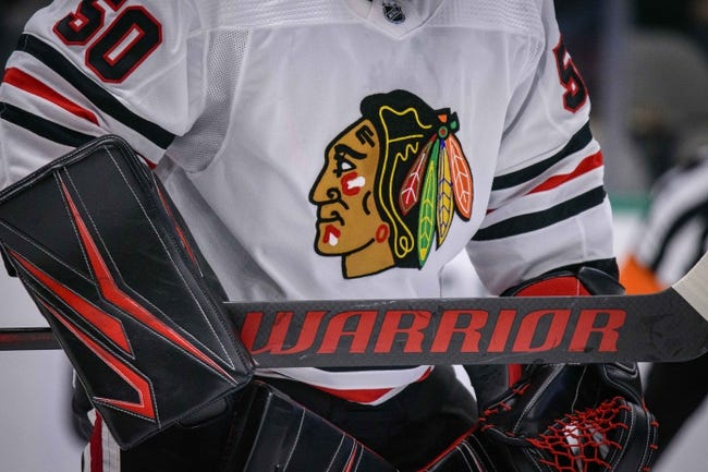 Dallas Stars at Chicago Blackhawks - 4/6/21 NHL Picks and Prediction