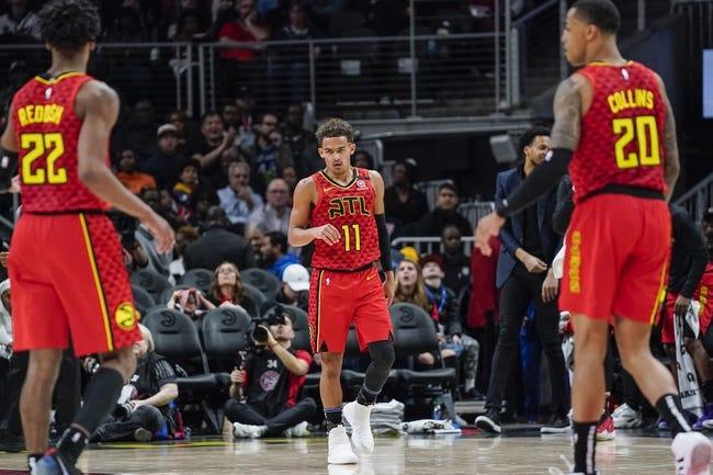 Brooklyn Nets vs Atlanta Hawks NBA Picks, Odds, Predictions 12/30/20