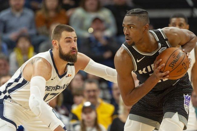 Sacramento Kings vs Memphis Grizzlies NBA Picks, Odds, Predictions 2/14/21