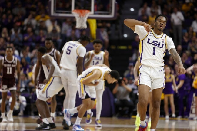 LSU vs Texas A&M College Basketball Picks, Odds, Predictions 12/29/20