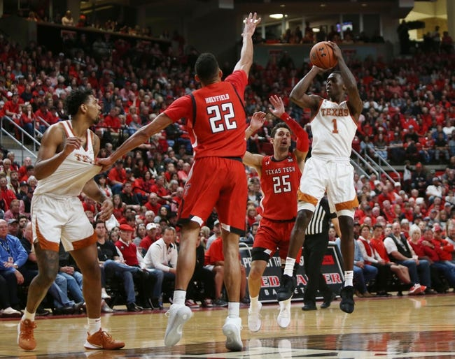 Texas Tech at Texas: 1/13/21 College Basketball Picks and Prediction