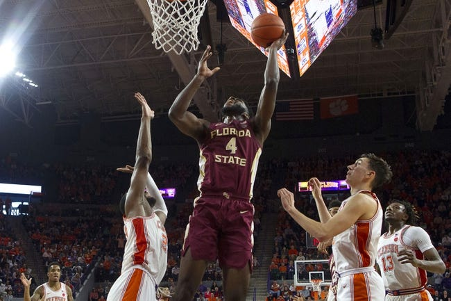 Clemson vs Florida State College Basketball Picks, Odds, Predictions 12/29/20