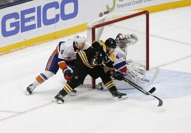 New York Islanders vs Boston Bruins NHL Picks, Odds, Predictions 1/18/21