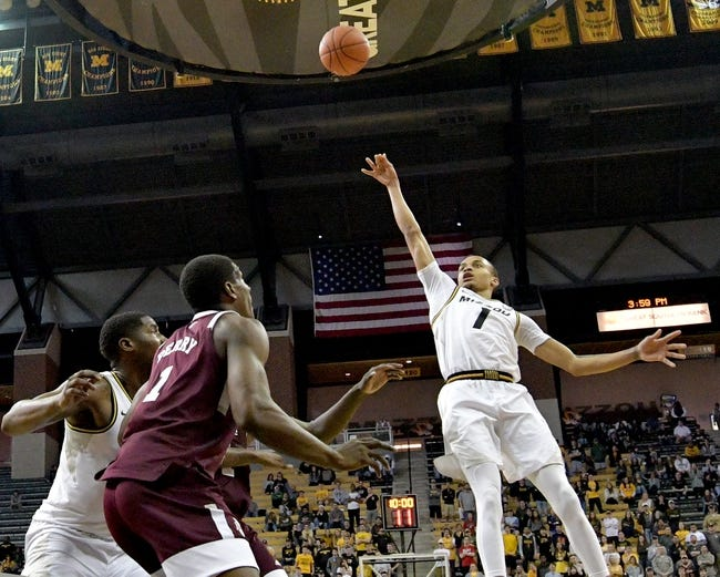 Mississippi State vs Missouri College Basketball Picks, Odds, Predictions 1/5/21