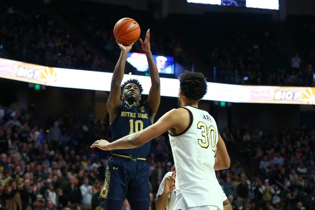 Wake Forest at Notre Dame: 3/9/21 College Basketball Picks and Predictions