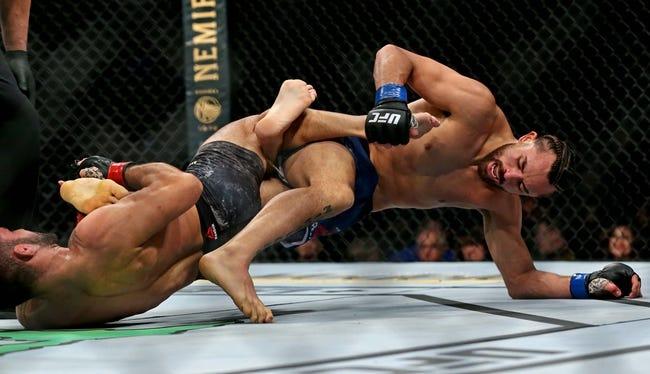 UFC on ESPN 27: Kyler Phillips vs. Raulian Paiva Picks and Predictions