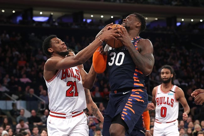 Chicago Bulls vs New York Knicks NBA Picks, Odds, Predictions 2/1/21