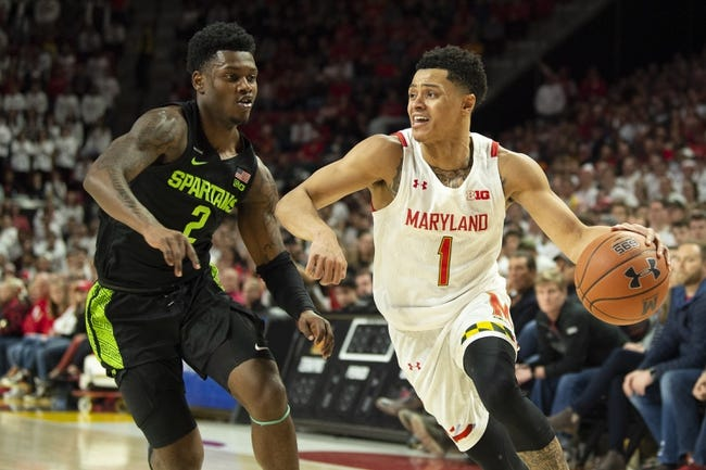 Michigan State at Maryland: 2/28/21 College Basketball Picks and Prediction