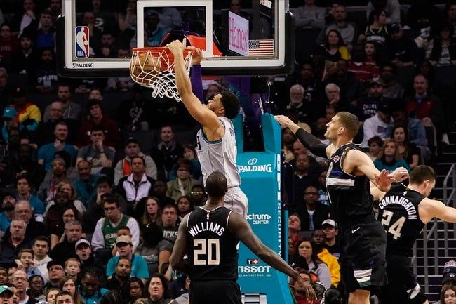Charlotte Hornets vs Milwaukee Bucks NBA Picks, Odds, Predictions 1/30/21