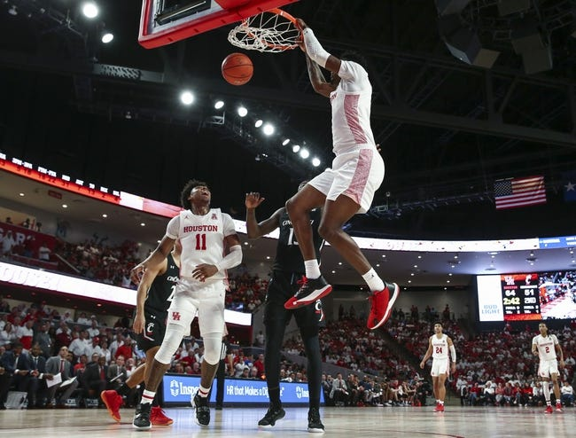Houston vs Cincinnati College Basketball Picks, Odds, Predictions 2/21/21