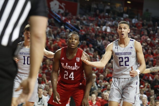 Nebraska at Northwestern: 3/7/21 College Basketball Picks and Prediction