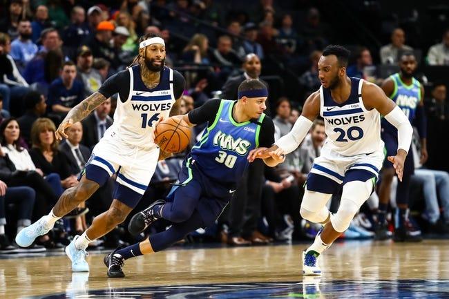 Dallas Mavericks vs. Minnesota Timberwolves NBA Picks, Odds, Predictions 12/17/20